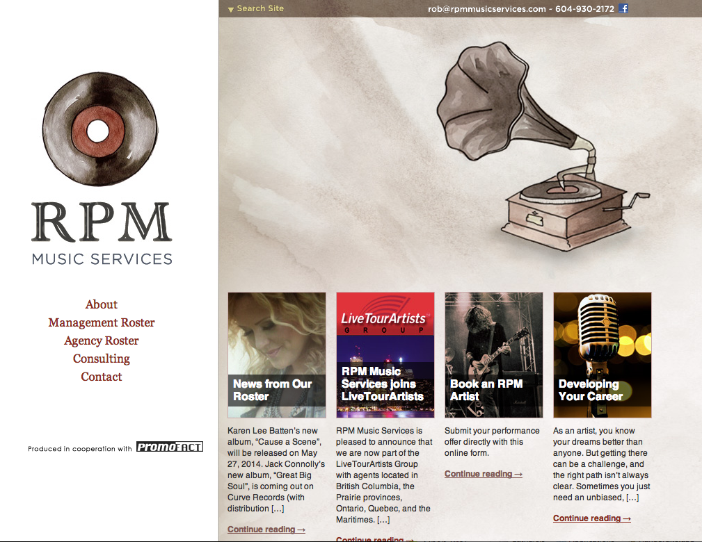 RPM Music Services