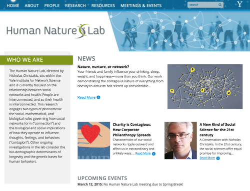Yale / Human Nature Lab