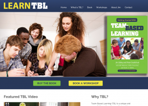 Learn TBL website