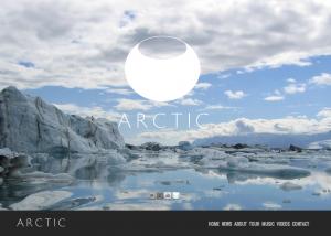 ARCTIC website
