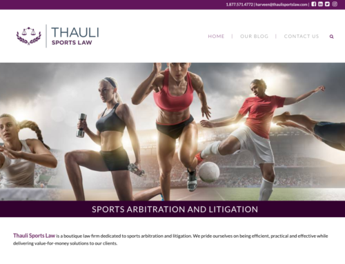 Thauli Sports Law